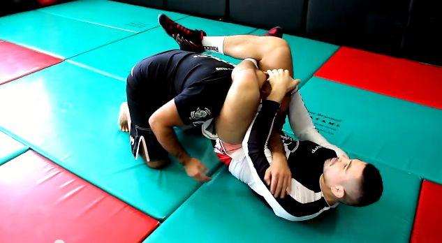 MMA training techniques led by Attila Végh - Part 4
