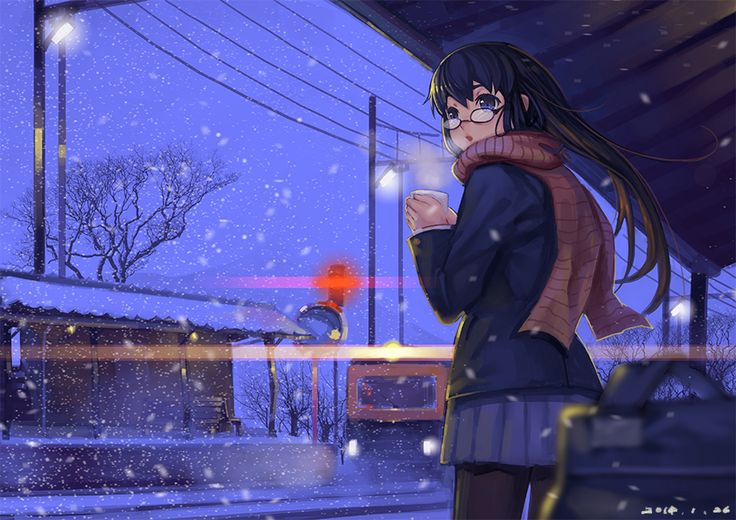 Anime Lonely Winter 1968 best images about...