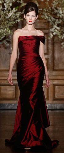 Anthocyanin wine color dresses