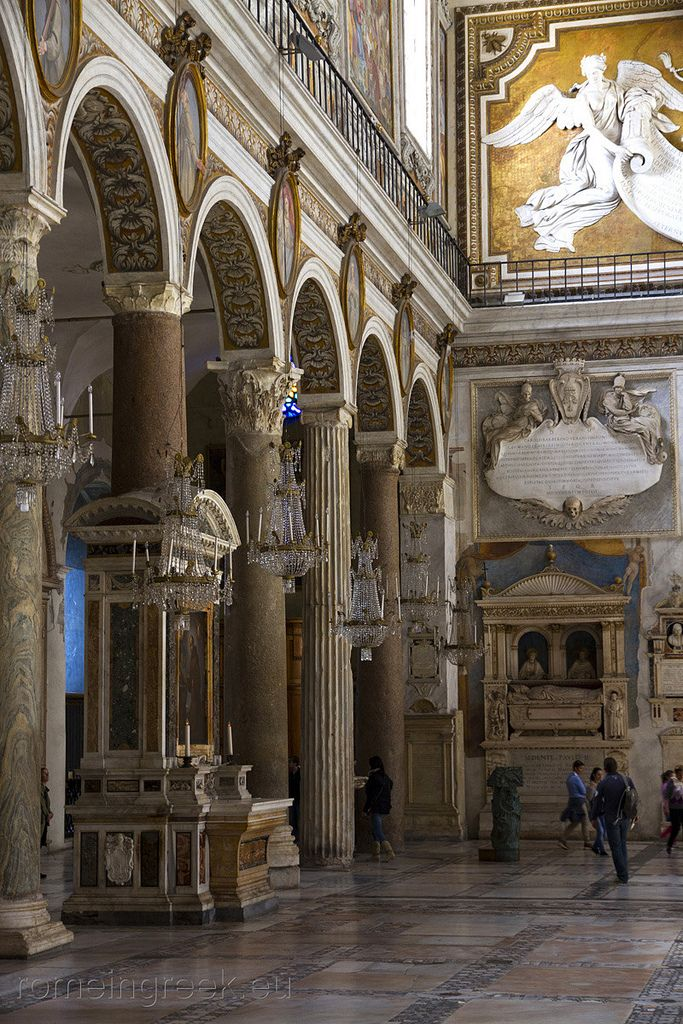 Basilica di Santa Maria in Aracoeli, Roma, Italy