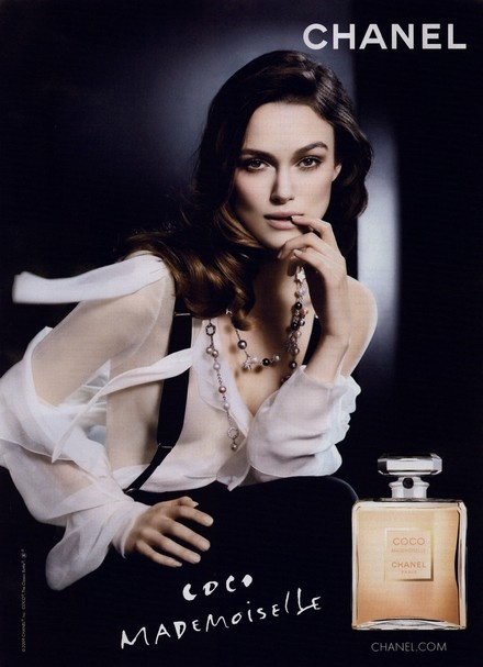 Chanel Fragrance Ad Campaign Coco Mademoiselle Shot #4 ...