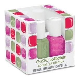 Essie Spring 2012 Mini Collection: Minis Dog Qu, Colors Cubes, Minis Collection, Spring Collection, Nails Polish, Mega Minis, Spring 2012, Essie Spring, 2012 Minis