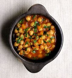 Chana Masala, guiso hindú de garbanzos | GreenVivant
