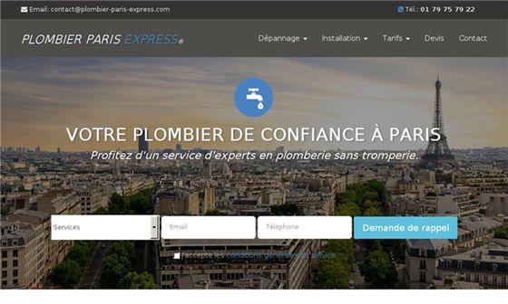 Plombier Paris Express - Service de plomberie à Paris     - Paris 13, Paris, Île-de-France