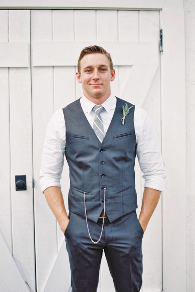 18 Vintage Men's Wedding Attire For Themed Weddings ❤ See more: http://www.weddingforward.com/vintage-mens-wedding-attire/ #weddings #groom