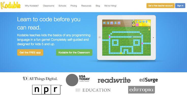 10 Tools To Teach Kids The Basics Of Programming