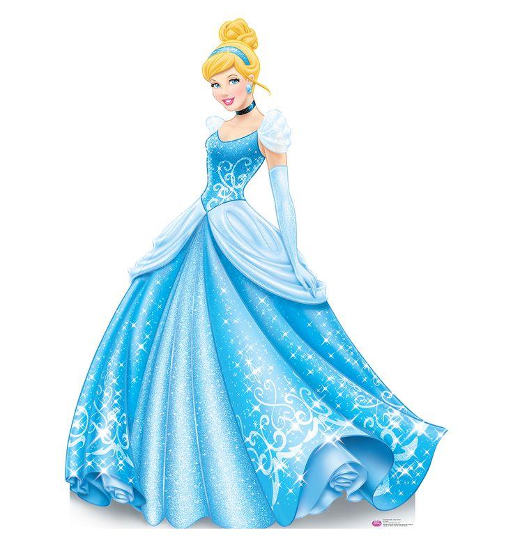 Cinderella Disney Lifesize Cardboard Standee Disney