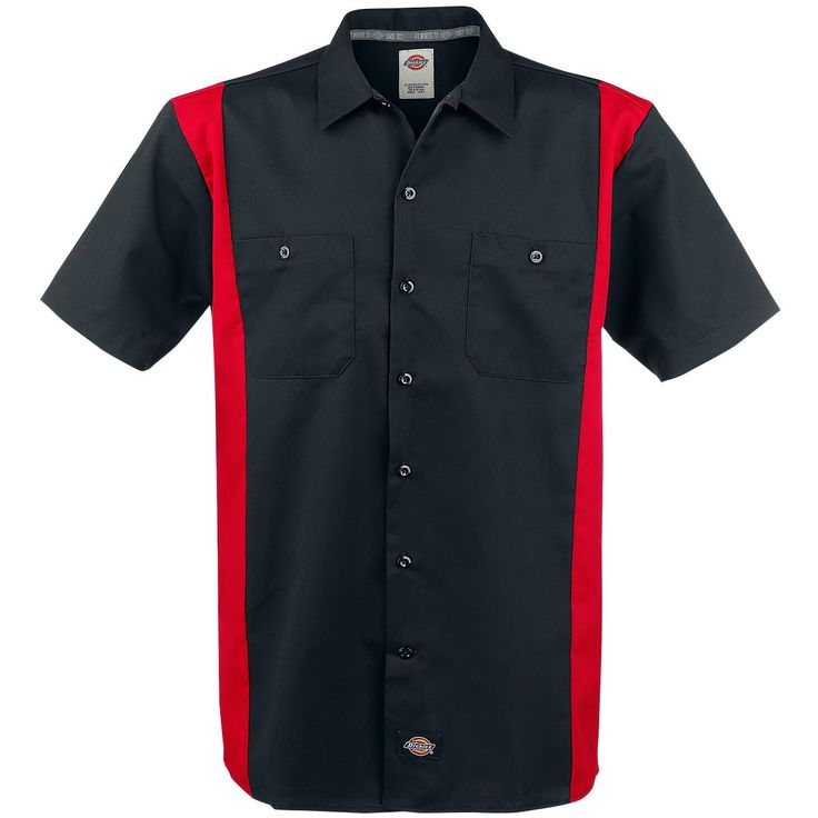 Two Tone Workshirt - Kortermet skjorte etter Dickies