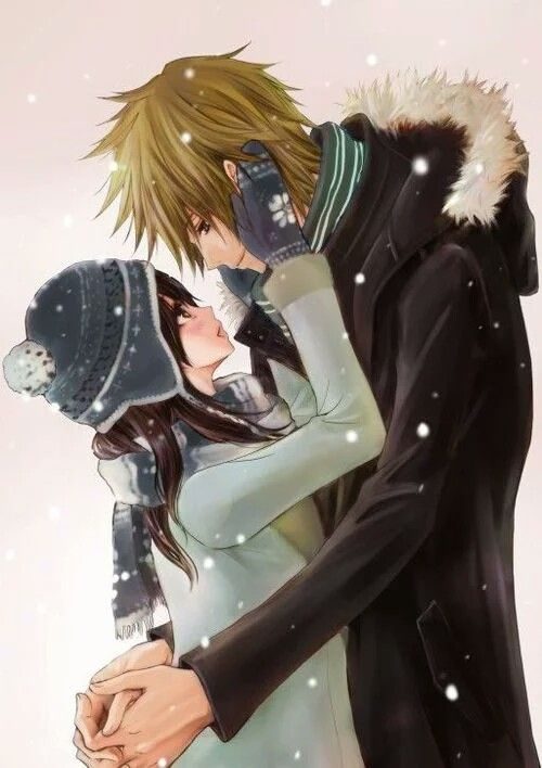 I love these pic they are my favourite couple aww - Image manga couple ...