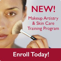 Prepare for a new career as a makeup artist and skin care professional at the Florida College of Natural Health ... in as little as 6 ½ months! Our Makeup Artistry & Skin Care Training Program will prepare you for jobs in a wide variety of environments. Makeup artists can work in the motion picture, television, cosmetics, bridal, and fashion industries! Skin care professionals work in resort spas, cruise ships, medical offices,  medi-spas, and day spas. Disclosures: fcnh.com/programs.html
