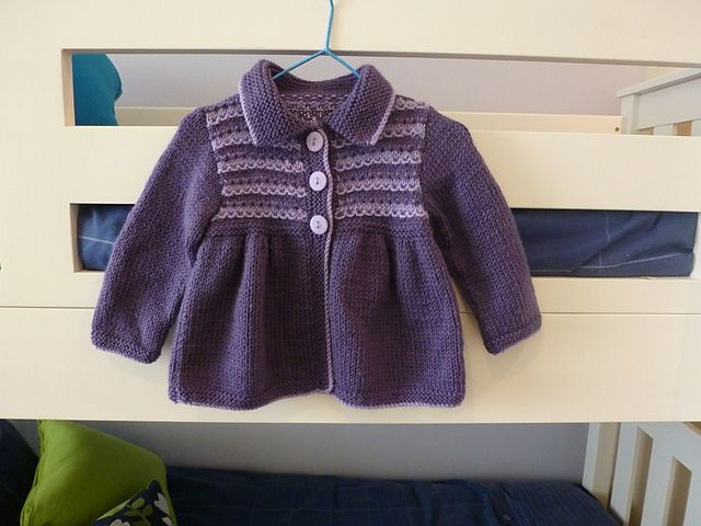 Ravelry: Project Gallery for Design B - Coat and Hat pattern by Sirdar Spinning Ltd.