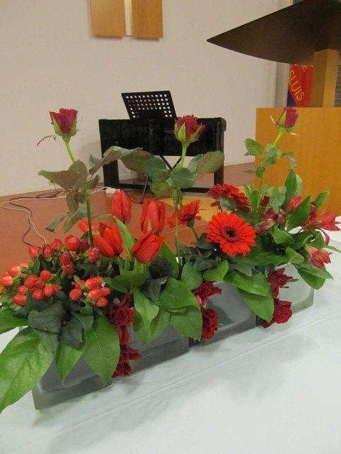 """05-01-2014,God is niet een God van wanorde maar van vrede"""" ,1 Korintiërs 14"""