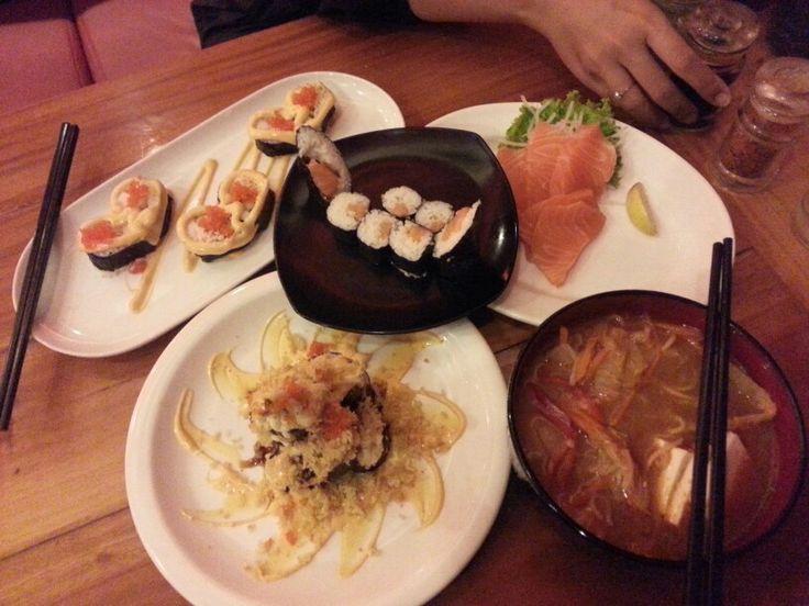 Dinner ala Japanese