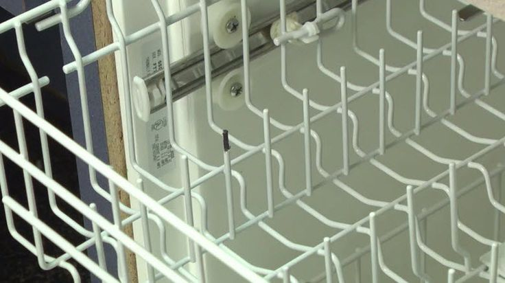 Learn how to repair rusted dishwasher racks and tines.