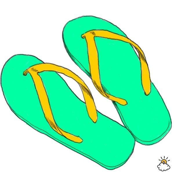 8 σοβαροί κίνδυνοι που θα σας κάνουν να μην ξαναφορέσετε σαγιονάρες  #Παπούτσια #Υγεία