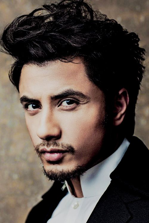 """Each one of us has to find our own way. Know who you are and what you're best at and follow that and be passionate about it. You have to work with a positive attitude towards your passion with good will, hard work and a lot of intensity. Don't compromise on your dreams."" - Ali Zafar."