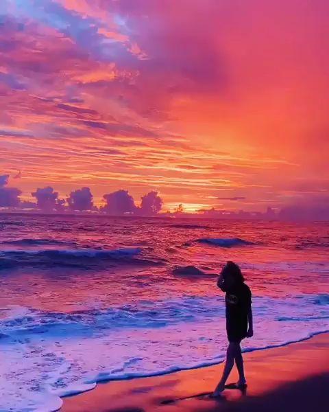 Gift of ocean breeze