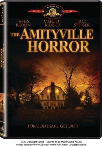 James Brolin & Margot Kidder & Stuart Rosenberg-The Amityville Horror 1979 film