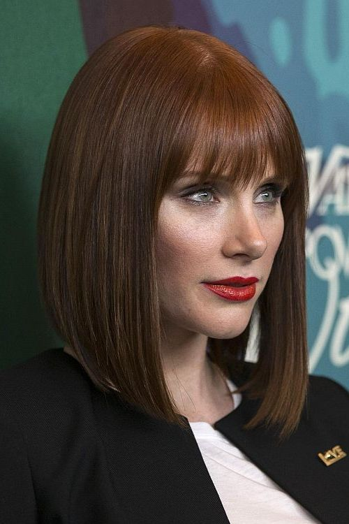 Bryce Dallas Howard Beautiful Bobs Pinterest Bryce