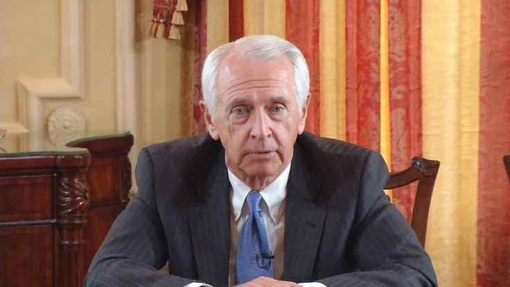 On his last day in office former Kentucky Governor Steve Beshear pardoned or commuted the sentences of ten women who were the victims of domestic violence.