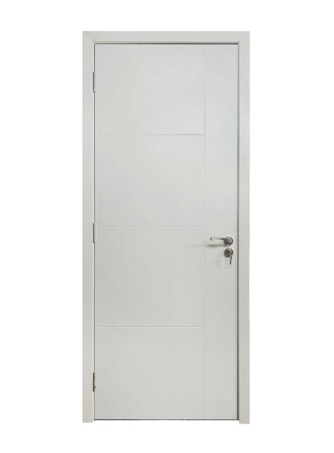 Porta Lira A em MDF com revestimento em PVC. Altura de 210cm largura disponíveis de 70cm ou 80cm. Isolamento térmico e acústico. Acompanha fechadura, maçanetas, dobradiças, marco com 9/10cm ou ajustável de 14 à 18cm, guarnição e batentes de borracha. Cores disponíveis: branca, wenge texturizado, carvalho e marron madeira - OnLine Atelier - Loja Virtual - (54) 9165-9726 - onlineatelier@hotmail.com -