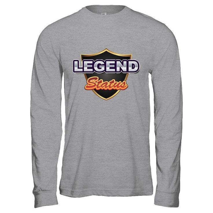 Legend Status - Long sleeve t-shirt