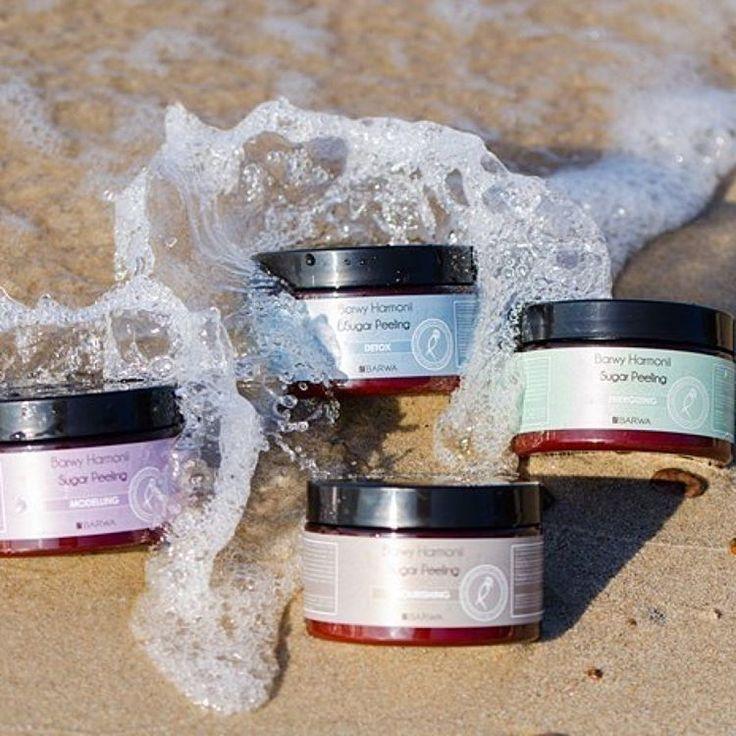 Przygotuj ciało do lata z serią peelingów Barwy Harmonii☀️ www.sklep.barwa.com.pl #barwa#barwakosmetyki#barwyharmonii#peelingcukrowy#repost @flashingdiamonds_pl_official