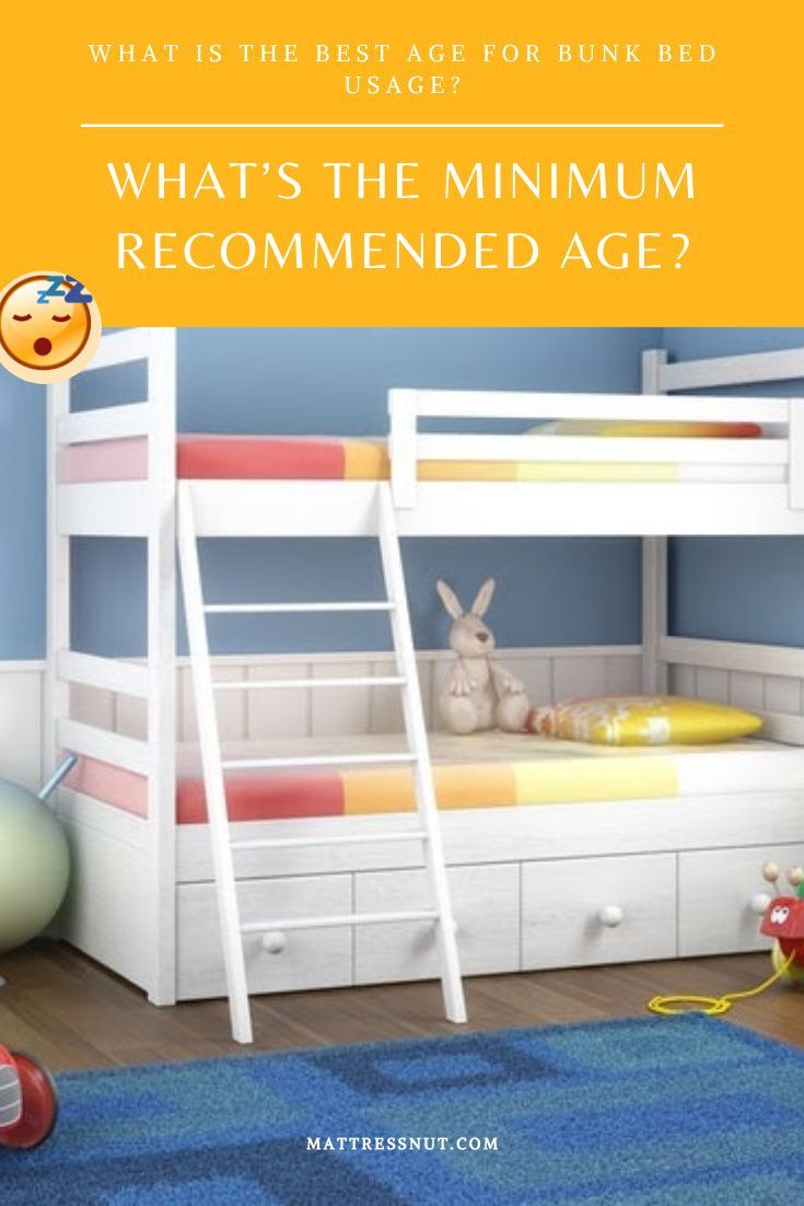 What Is The Best Age For Bunk Bed Usage What S The Minimum Recommended Age In 2021 Bunk Beds Bunk Bed Designs Bed