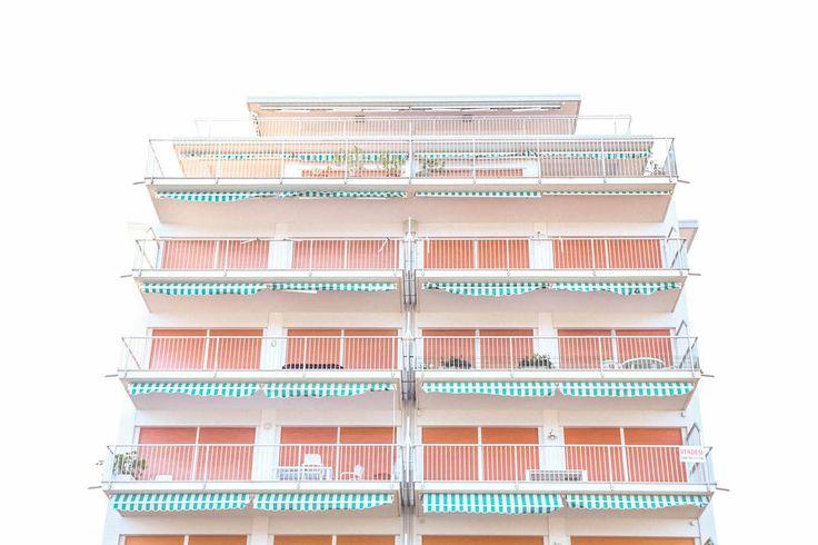 Lido di Jesolo Italy holidays architecture travel