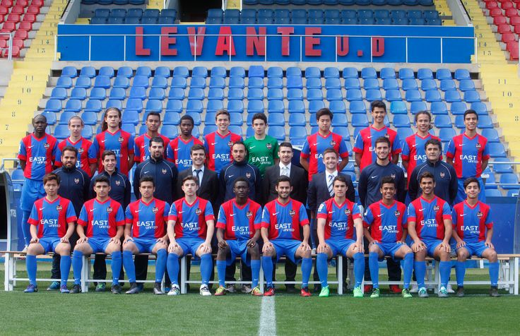 Team photo #9ineSports @Levante