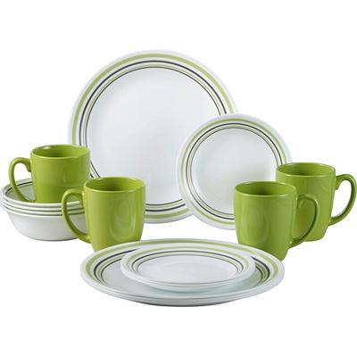 corelle garden sketch bands dinnerware set where to buy pinterest dinnerware. Black Bedroom Furniture Sets. Home Design Ideas