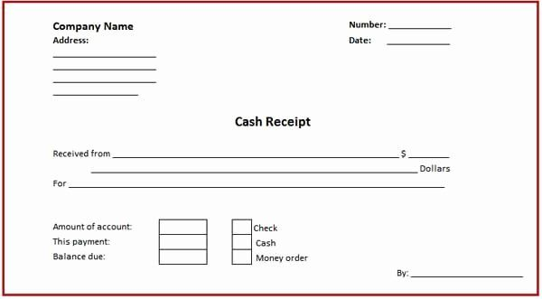 Cash Sale Receipt Template Word Beautiful Business Cash Receipt Template Is Created In Format That Receipt Template Invoice Template Word Invoice Template
