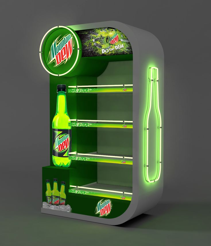 https://www.behance.net/gallery/36247877/Mountain-Dew-Bottle-Creative-Disply