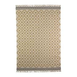 """IKEA - ALVINE RUTA, Rug, 100% pure new wool, flatwoven, 5'7""""x7'10"""", $249 - I had this one as my living room rug in Palo Alto and really liked it :)"""
