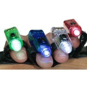 Finger lights - 40 for $8