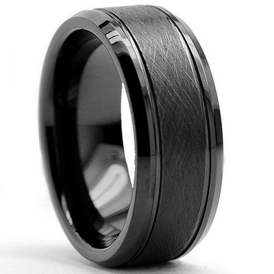tungsten mens wedding bands | Bonndorf Men's Tungsten Wedding Band | Wayfair