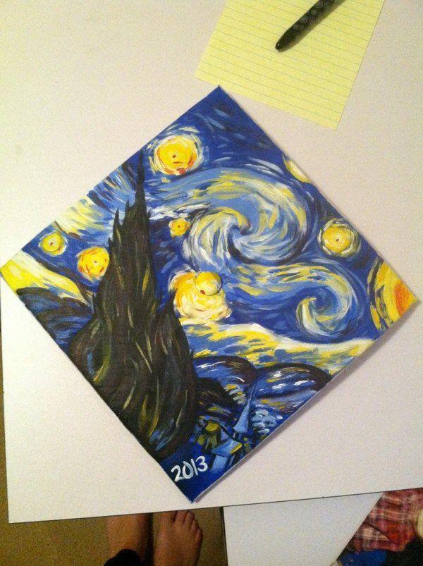 50 Awesome Graduation Cap Decoration Ideas - #awesome #decoration #graduation #ideas - #new