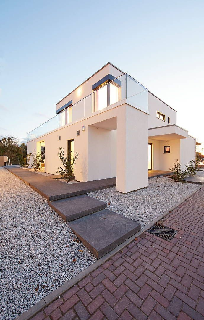 Haus 2050 - OKAL-Haus mit DGNB-Gold-Zertifikat