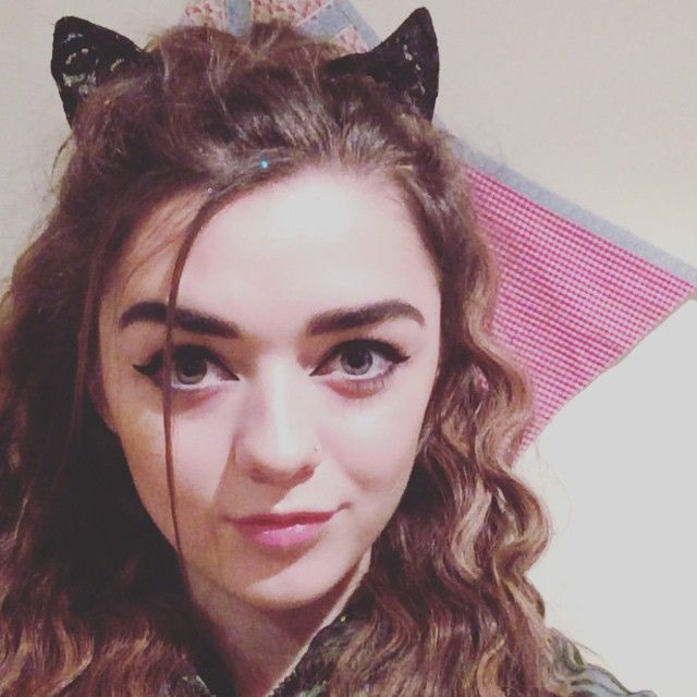 maisie_williams's video on Instagram