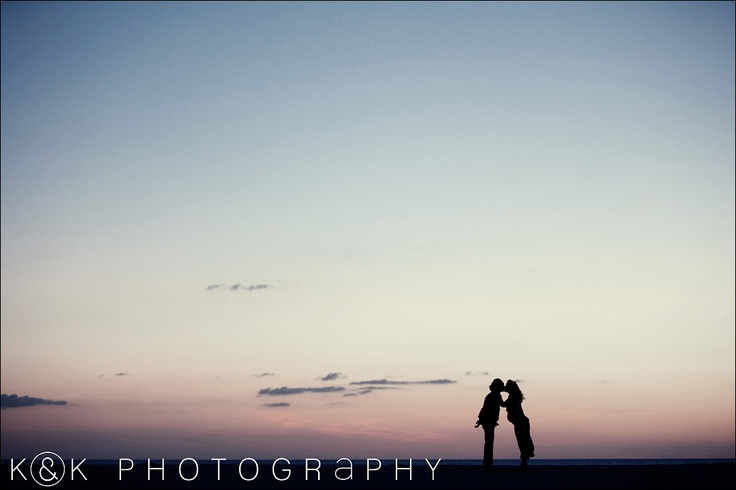 Monica and Fabian maternity session on Sandkey Beach near our studio in Clearwater, FL. Stylish beach maternity soft lighting beautiful www.kandkphotography.com
