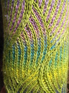 Ravelry: Project Gallery for Inland Sea Scarf pattern by Kieran Foley