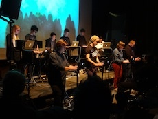 Cybernetic Orchestra @ Live.Code.Festival