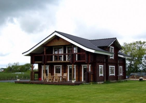 laftet tømmerhus - Google-søk