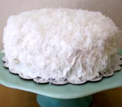 Louella s Coconut Cake from Jan Karon's Mitford books