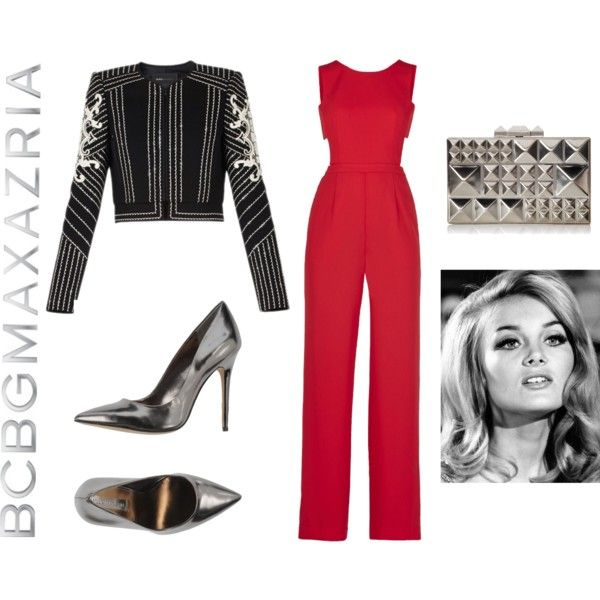 BCBGMAXAZRIA Look by fashionstargate on Polyvore featuring мода and BCBGMAXAZRIA