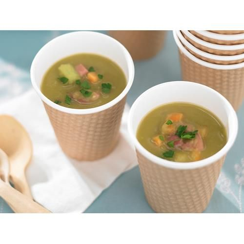 Easy pea and ham soup recipe - By Woman's Day, A classic Winter dish, this tasty pea and ham soup recipe  is easy to make and will delight your loved ones on a cooler evening.