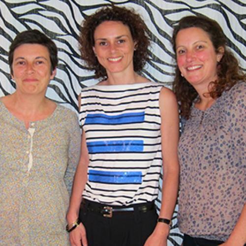 Montpellier : Delphine, Julie et Cécile les Drôles de dames de la communication