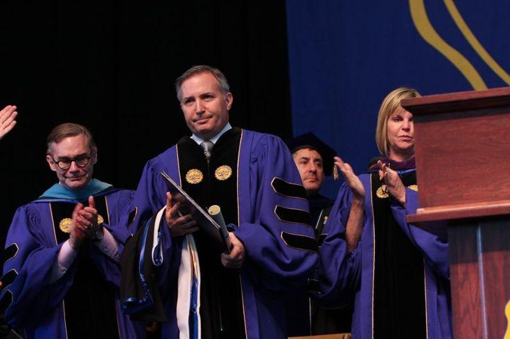 Suffolk University awards posthumous degree to Foxboro's Sam Berns