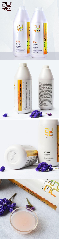 Keratin hair treatment 8% formalin 1000ml x 2 hot sale brazilian keratin hair and wholesale hair care products