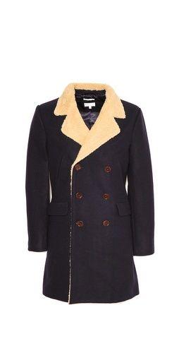 Gant Rugger Sherpa Doubler Coat